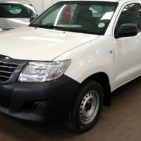 2011 Toyota Hilux 2.0 VVTi S/C with 179000Km's, Powersteering, Central Locking