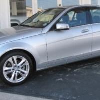 2013 Mercedes Benz C200 BE Avantgarde A/T