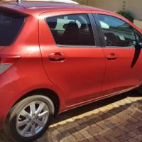 Toyota Yaris 1.3 XR 2012