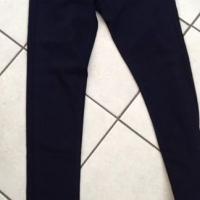 Navy skinny jeans size 28-30