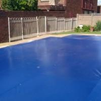 Swimming Pool PVC Covers & Solar Bubble Covers