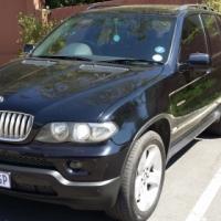 2006 BMW X5 3.0d Sport Pack 194000km.Steptronic,Excellent Condition.