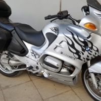 Wanted to sell or swap bmw cruiser for superbike
