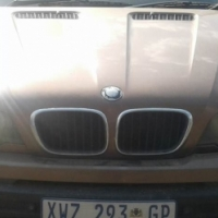 BMW X5 STRIPPING FOR SPARES E53
