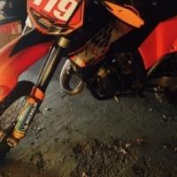 KTM BIKE 125CC FOR SALE
