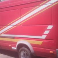 truck /panel van for hire