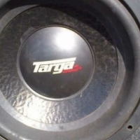 """TARGA 12"""" STREET 2+ 650W RMS X 2 SUB"""