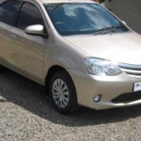 2014 Toyota Etios 1.5 Xs/Sprint