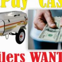 WANTED ! ! All trailers in Any Condition