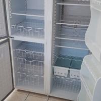 Double door white Fridge and Freezer
