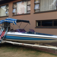 Viking speed boat