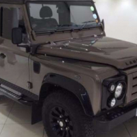 Land Rover Defender 90 TD multi-purpose LE