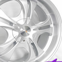 "17"" YSA Moseley 4/100 & 4/108 Alloy Wheels"