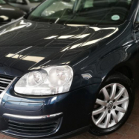 2006 VW Jetta 2.0 Comfortline  with 138000Km's,Full  Service History, Central Locking