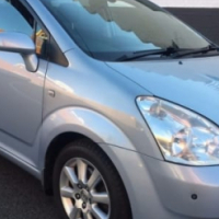 2007 Toyota Verso 1.6 SX for sale in Gauteng