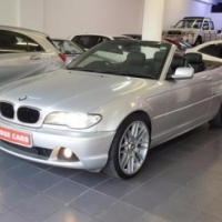 """2003 BMW 330CI CONVERTIBLE AUTOMATIC"""