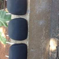 vw polo vivo rear headrests