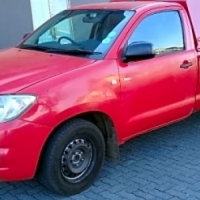 2009 Toyota Hilux 2.5D4D S/c For sale
