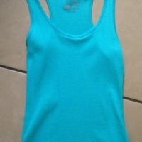 Turquoise tank S/M