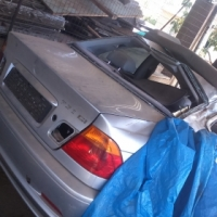 Bmw 325ci stripping for parts 323ci
