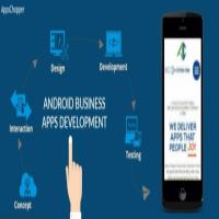 Android app development services at AppsChopper