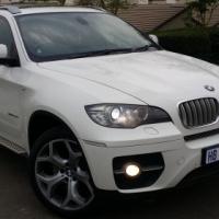 2010 BMW X6 3.5d M Sport 117000km.Steptronic,Excellent Condition.