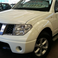 2007 Nissan Navara 2.5 DCi D/C,with 116000Km's, Service History, Powersteering