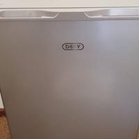 Silver Defy bar fridge