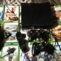 Xbox for sale with 16 original games