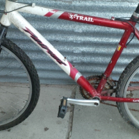 x trail mountain bikes