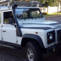 Land Rover Defender Stationwagon