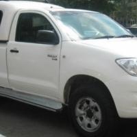 Toyota Hilux 2.5 D4D SRX RAISED BODY 4X4 S/CAB