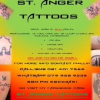great tattoos at great prices.swops also welcome
