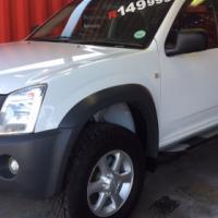 Isuzu KB 250 D-TEQ LE Extended Cab