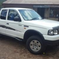 Ford Ranger 2.5tdi supercab