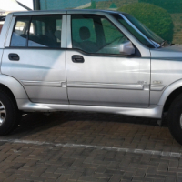 Ssangyong Musso Double cab 4x4 for sale