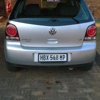 VW POLO VIVO 2012 MODEL