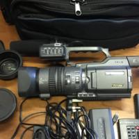 Profeshional Video Camera