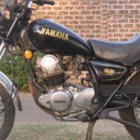 Yamaha SR250cc Road Bike - R12,500