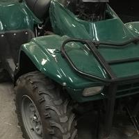 350cc rebuild quad