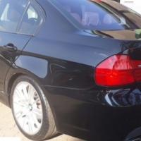 Black, BMW320i, 2008 Manual