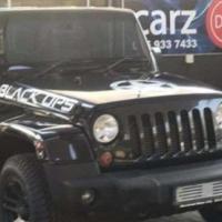Jeep Wrangler Unlimited 2.8CRD Sahara