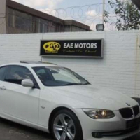 BMW 3 Series 320i coupe