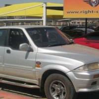 SsangYong Musso E320 EL Exec Auto