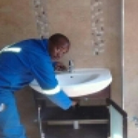 for all plumbing and electrical work