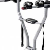 Towbar mounted thule 2 bike cycle carrier