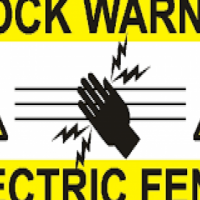 Electric Fence; Hi-Tech Beams
