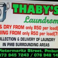 Thaby's Laundromat