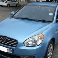 Hyundai Accent 1.6 CVVT