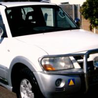2003 Mitsubishi Pajero 3 Door SWB 3.2 DiD 4x4 Automatic!!